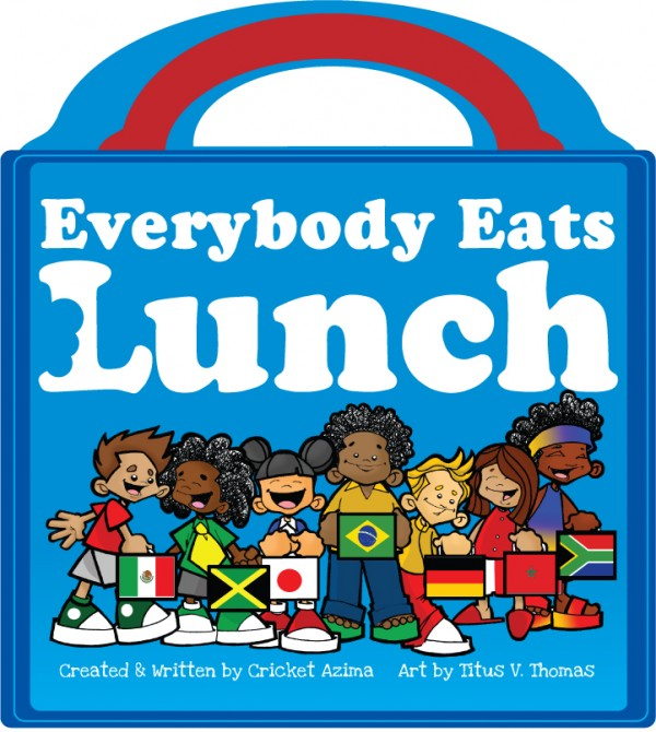 Every one eats lunch, book