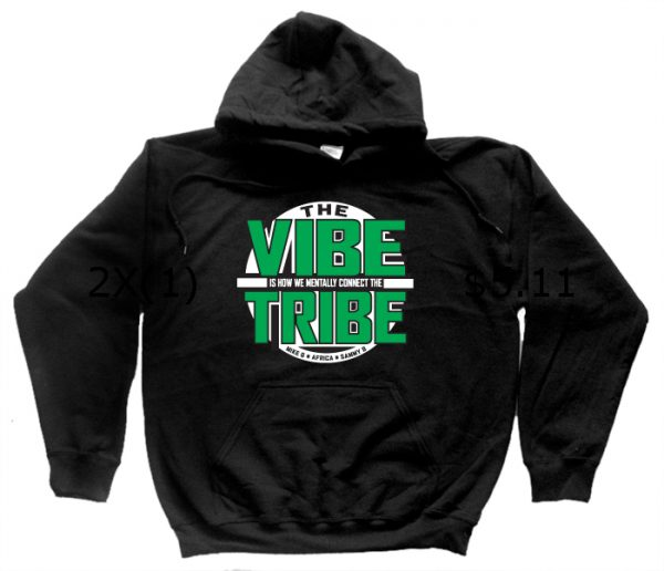 Jungle Brothers Vibe Tribe Hoodie