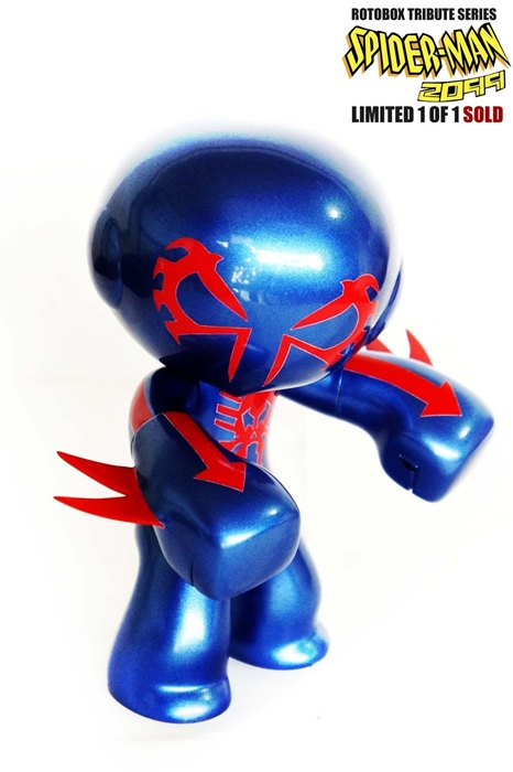 Spiderman 2099 4