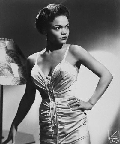 Portrait of Eartha Kitt