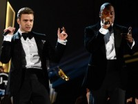 justin timberlake, jay z, suit and tie