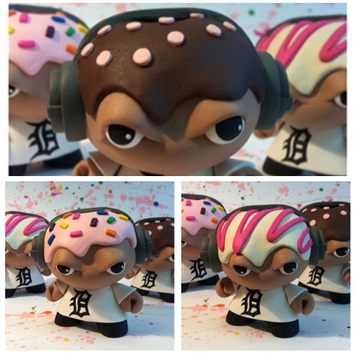 beat nut j dilla vinyl toy