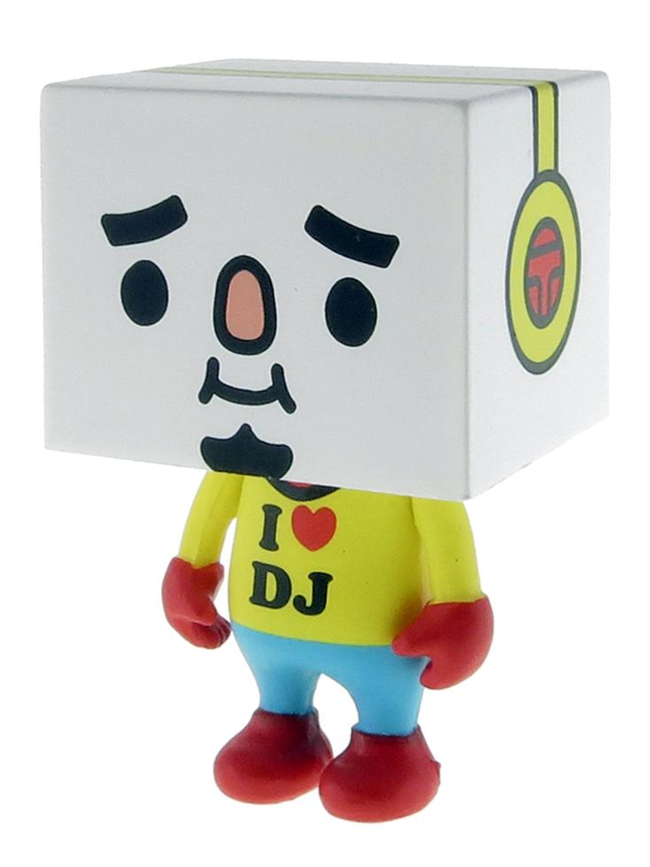 "2"" dj to-fu figure"