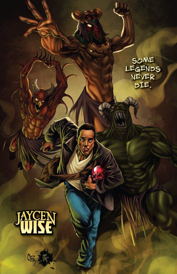 jaycen wize anti tomb raider