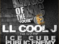 kings of the mic tour, ll cool j