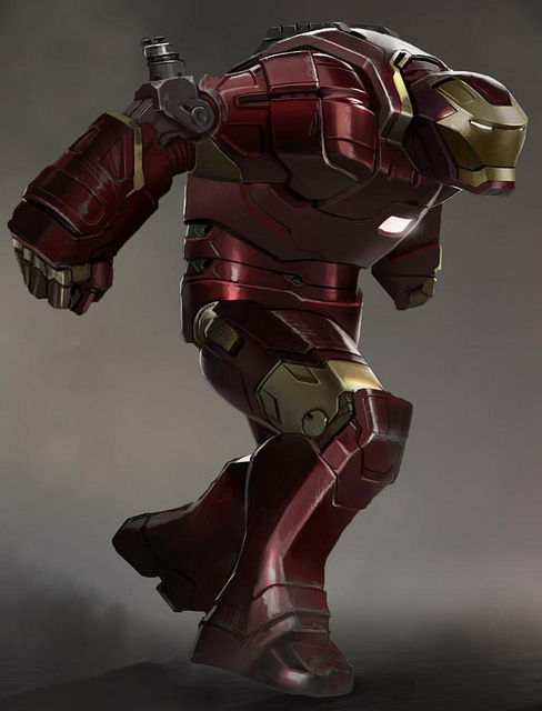 real iron hulk