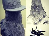 AngryWoebots-Chewbacca. chewballer