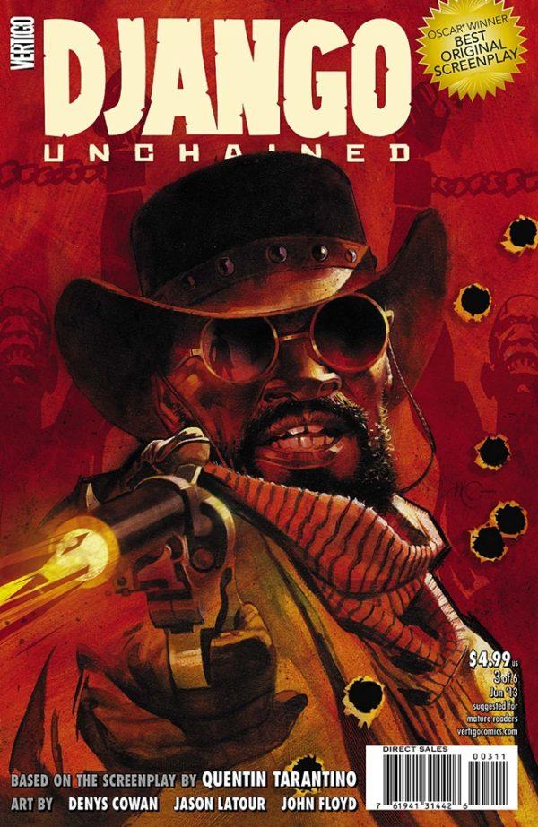 Django comic book