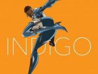 Indigo, comic book