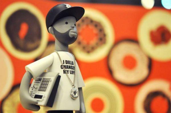 J-Dilla vinyl toy