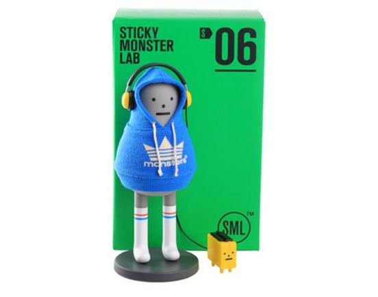 Sticky Monster 1