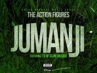 The Action Figures Jumanji