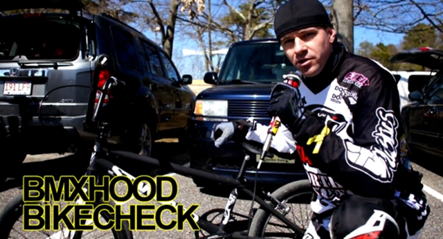 bmxhood bike check, standard 125r