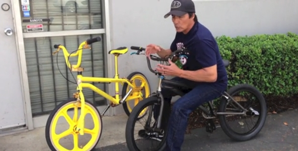 EF proformer bike check