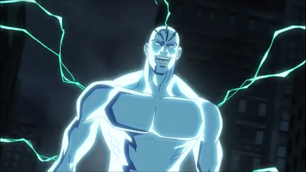 electro ultimate spiderman