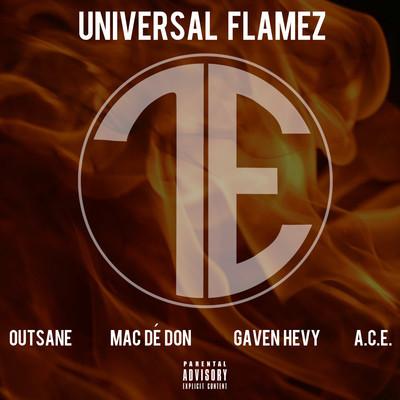 gaven hevy, universal flamez