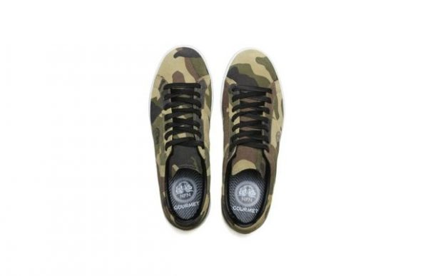 gourmet Rossi LX camouflage sneakers 2