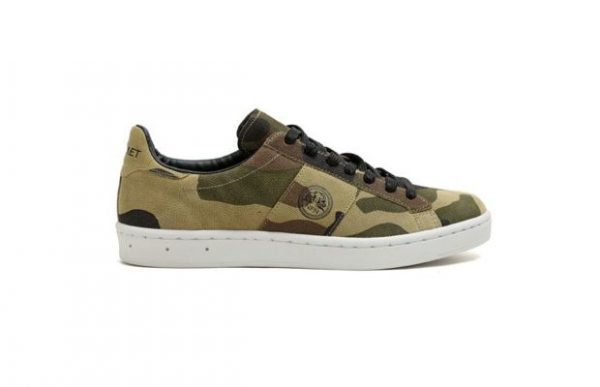 gourmet Rossi LX camouflage sneakers 3