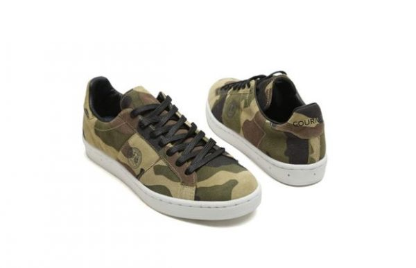 gourmet Rossi LX camouflage sneakers