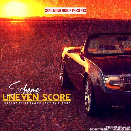 scheme uneven score