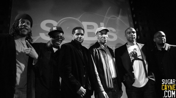 Crash Crew At SOBs