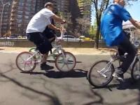 OS Bike Ride NYC