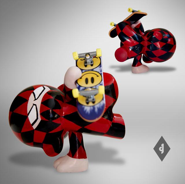 Skate Diamond Ninja