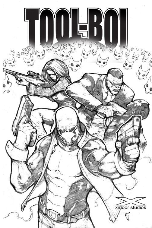 Tool Boi Cover