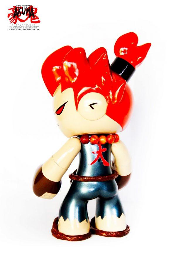 akuma toy street fighter