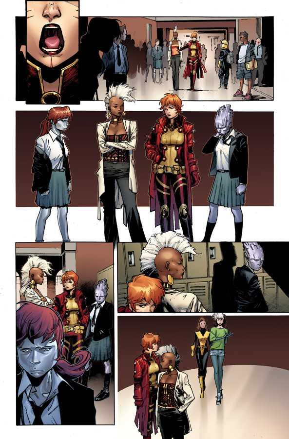 all female x-men 3