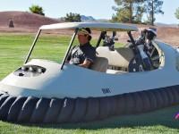 buba watson hovercraft golf cart