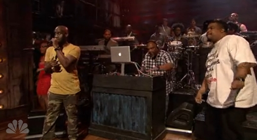 de la soul, jimmy fallon