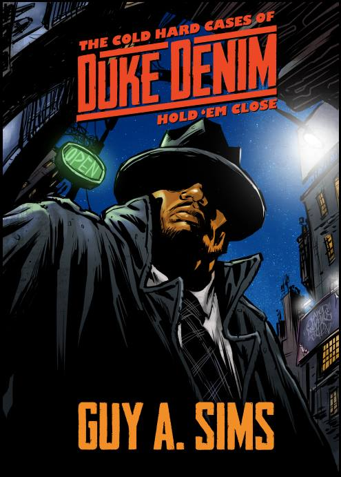 duke denim cover