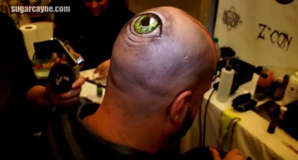 eye head