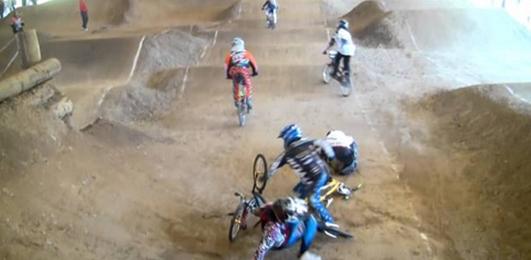 grippen park bmx crash compilation
