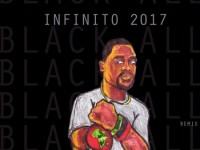 infinito 2017, black all