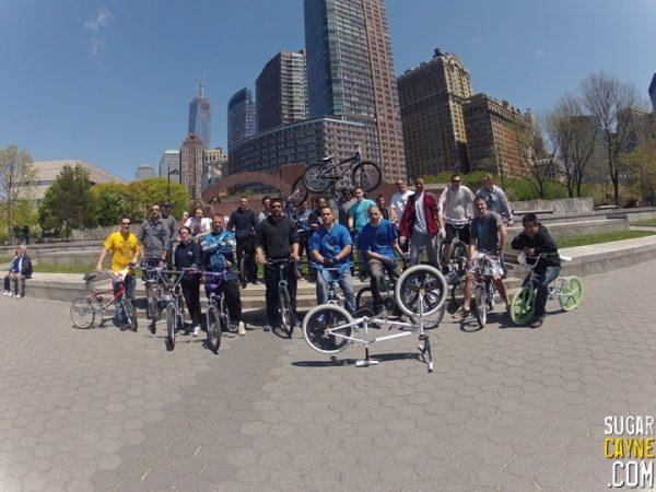 old school bmx bike ride nyc