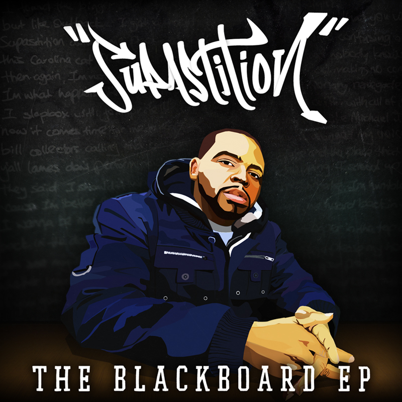 supastition-the-blackboard