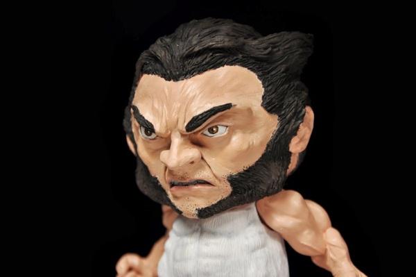 wolverine munny custom face