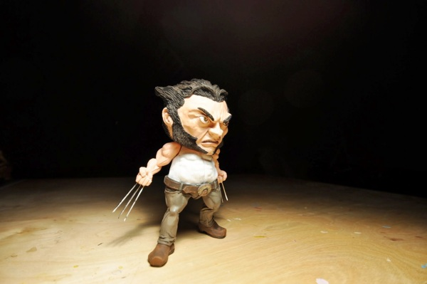 wolverrine munny custom