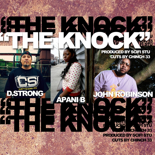 D.strong, the knock