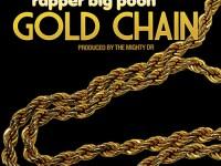 Rapper Big Pooh, Gold Chain