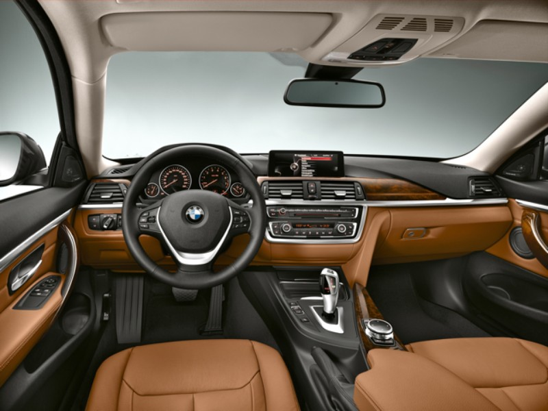 bmw 4 interior