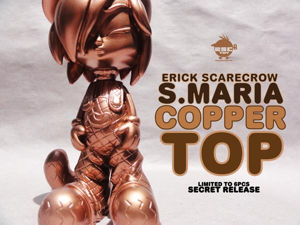 s.maria copper top