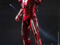 Iron Man 3 Silver Centurion Toy
