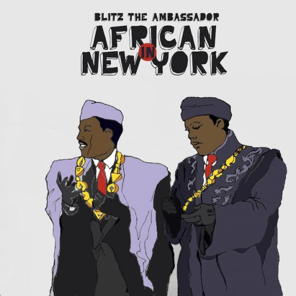 blitz the ambassador african in new york