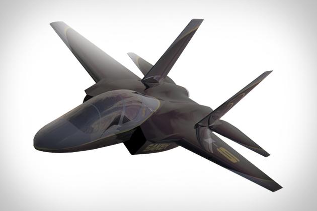 saker-S-1-personal-jet