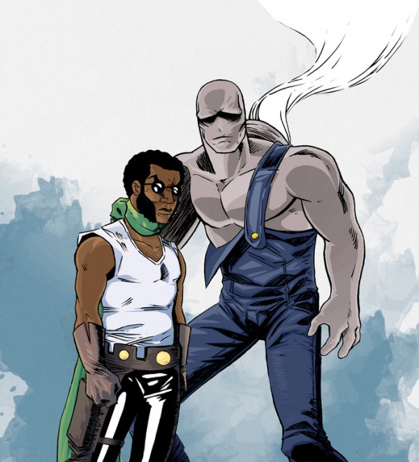 the cowboy and goliath 2