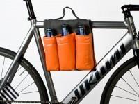 6 bottle bike bag