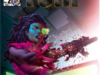 Torri Issue 2, Comic Book
